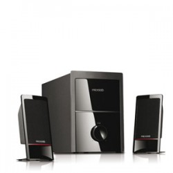 Microlab M-700U Audio 2 1 Speaker System