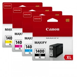Canon 1400XL Ink Cartridge Set for Maxify MB2040 and MB2340