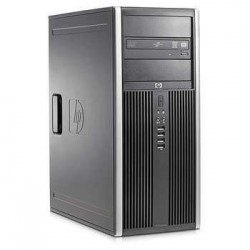 HP Compaq 8100 ELITE Desktop Core i5, 2GB Memory, 500GB HDD, DVD-ROM with Windows 7 Professional