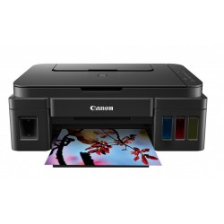 CANON G2400 Pixma 3-in-1 Colour Inkjet Printer with refillable ink tank