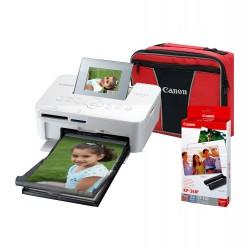 CANON CP1000 Selphy Ultra-Compact Photo Printer Bundle