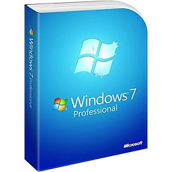 Microsoft® FQC-08289 64 Bit Windows 7 Professional Operating System