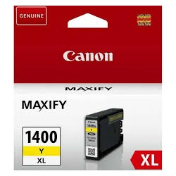 Canon PGI-1400XL Yellow Cartridge