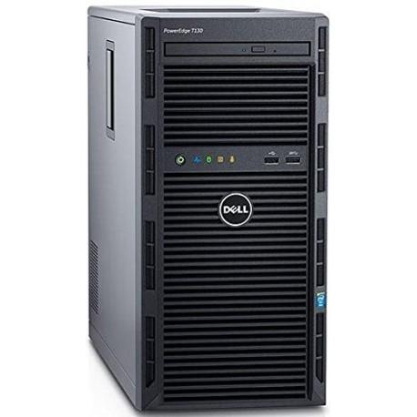 Buy Dell PowerEdge T130 Server, Intel Xeon, 3 1GHZ, 4GB, 1TB HDD, DVDRW  from www dannycomputers net