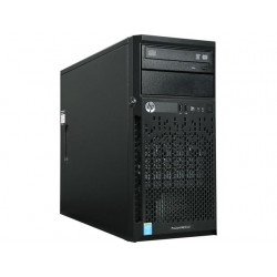 HP ProLiant ML10E Intel Xeon E3-1220 V3 3.1 GHZ 1TB HDD, 4GB RAM DDR3 2 Display Ports Server