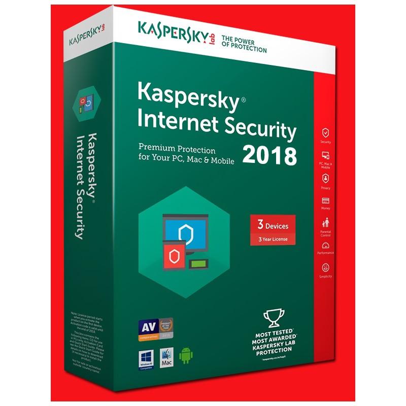 kaspersky internet security 2018 license key download