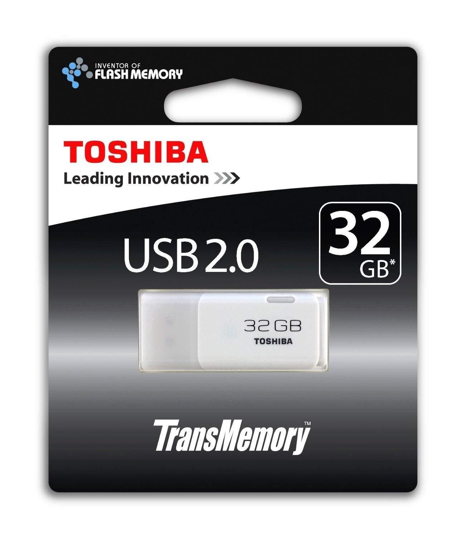 Buy 32gb Transmemory Usb 20 Flash Drive Toshiba Flashdisk 64gb