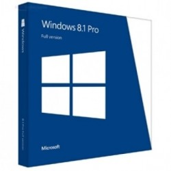 Microsoft Windows 8.1 Pro 32 Bit OEM DVD International English