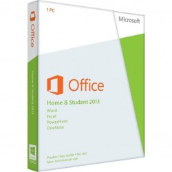 Microsoft Office Home and Student 2013 79G-03569