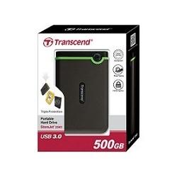 500GB StoreJet 25M3 Transcend