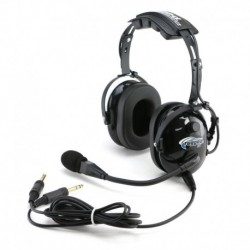be62d16661d Rugged Air RA200 General Aviation Pilot Headset with Noise Reduction