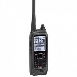 d6e040f4d6b ICOM A25C Handheld Airband Radio - Communication Channels Only