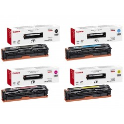 Canon 731 Multipack - Genuine Canon Toner Cartridges