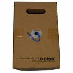 DLink Cat5E UTP Cable Rolls 305 Meters