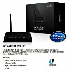 Ubiquiti AirRouter HP Indoor WiFi router