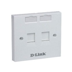 Dlink 3X3 1M Dual Face Plate