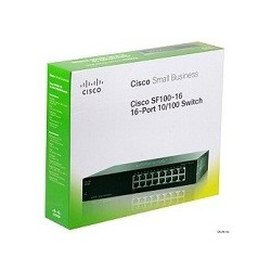 Cisco SF100-24 Port 10/100 Switch