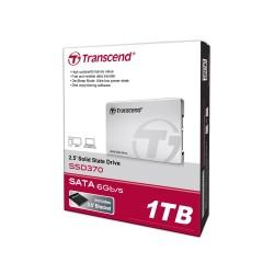 "Transcend 1TB MLC SATA III 6Gb/s 2.5"" Solid State Drive 370 (TS1TSSD370S)"