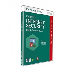 Kaspersky Internet Security 2016 Multi-Device, 1 Device - Disc (PC)