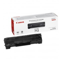 Genuine Black Canon 712 Toner Cartridge